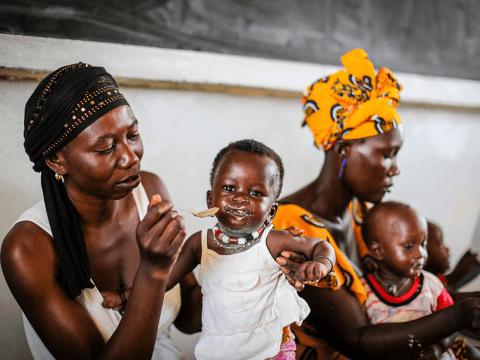 Malnutrition en Afrique de l'Ouest : Sénégal